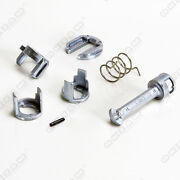 2x Door Lock Repair Kit Front Left + Right For Bmw 3 Series E46 Coupe