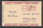Usa 1952/3 Three 4c Rate Gary Indiana Postcards American Legion And Tb Labels