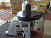 Newlong Np-7a Portable Industrial Bag Closer Made In Japan Np-7