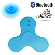 250 Bluetooth Led Hand Fidget Spinners Pair W Phone Music Trusted Usa Seller