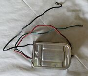 1970 Porsche 911 Power Electric Window 3-wire Motor - Rare, One Year Only Part