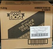 Good Host Ice Tea Mix Huge Bulk Box 11.34kg/25lbs {imported From Canada}