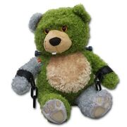 Spiral Direct Frankented Collectable Soft Plush Toy/teddy Bear/gift Idea/xmas
