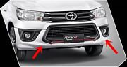Genuine Front Bumper Trd Series With Daylight Toyota Hilux Revo 2015-17 2x4