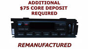 Reman 2003-2011 Grand Marquis A/c Heater Climate Temperature Control Exchange