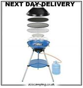 New Campingaz Butane/propane Gas Party Grill 600 4kw Bbq With Carry Case