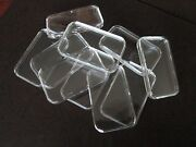 10 X 1oz Direct Fit Air-tite Silver Bar Holders