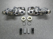 61 62 63 64 Chevrolet Impala Convertible Sun Visor Supports With Bushings And Tips