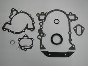 Buick 300 340 V8 Timing Cover Gasket Set Complete Late 1966 1967 Best Late 66 67