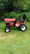 Bolens Tractor Ht20 With A 54 Inch Mower Deck 1500.00