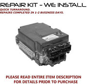 Repair Kit Fits 2003-2009 Lincoln Town Car Light Control Module Lcm We Install
