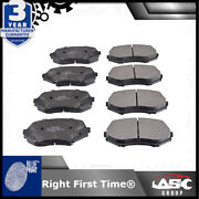 Blueprint Blue Print Oe Spec Replacement Front Disc Brake Pads Adc44282