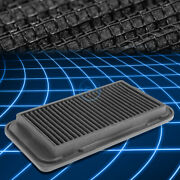 Washable Oe Drop-in Replacement Black Air Filter For Corolla/matrix/wlise/exige