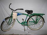 Schwinn Rolling Rock 1996 Promotional Classic Bike Bicycle Mint Never Used Cond
