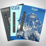 Promotional Large A5 Thermometer Cards