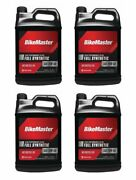 1 Case 4 Gallons - Bmw Motorcycle 4-stroke Full Synthetic 20w50 Engine Oil