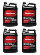 1 Case 4 Gallons - Suzuki Motorcycle 4-stroke Full Synthetic 10w40 Engine Oil