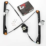 Complete Electric Window Regulator Front Right For Vw Passat 3b