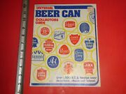 Jc128 Vintage 1975 Universal Beer Can Collectors Guide