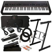 Korg Grandstage 73 Stage Piano Stage Rig
