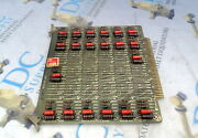 Warner And Swasey 8940-254e Switch Interface Board