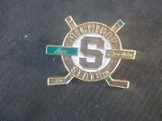 Michigan State Spartans- Ice Breakers Logo Pin