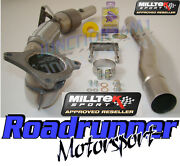 Milltek Downpipe Sports Cat Golf Gti Mk5 And Edition 30 Exhaust Fits 2.75 System