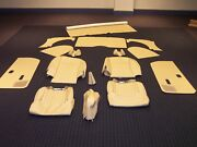 Triumph Spitfire Mk4 1500 Tan Interior Kit W/ Matching Piping Many Colors