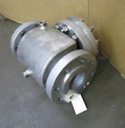 Velan F12-2114c-13my 4-600 Cast Stainless S/s Swing Check Valve 4 Flanged