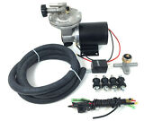 Brake Vacuum Pump Booster Electric Hot Rod Gm Chevy Ford Hot Rod Street Rod -new