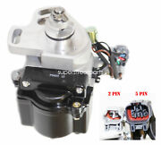Ignition Distributor For 09/89-08/93 Toyota Celica St 4afe 2+5 Pin Plug Ty21