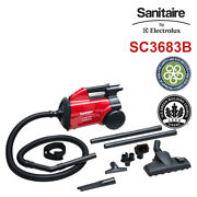 New Model Sanitaire Sc3683a Canister Vacuum Cleaner By Electrolux- Healthy Home