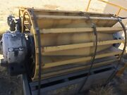 Conveyor Tail Pulley With Bearings Drum Roller 44 Inch Ppi 663996-004