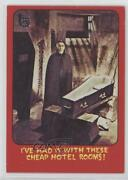 2013 Topps 75th Anniversary Test Cards Shock Theater 8 7j3
