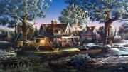 Terry Redlin His First Graduation Signed And Numbered Print 32 X18.5