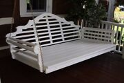 Aandl Furniture Co. Amish-made Pine Marlboro Swing Beds - In 4 Sizes 18 Colors
