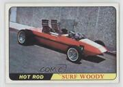 1966 Topps Hot Rods And Custom Cars Surf Woody 22 0q3