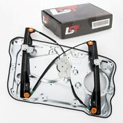 Complete Electric Window Regulator With Panel Front Right For Skoda Fabia