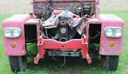 1964 Seagrave Firetruck Rh Lh Front Fenders Headlights And Flashers 66 X 16