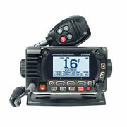 Standard Horizon Explorer Gx1800g Vhf Boat Radio With Gps Noaa Dsc Class D Black