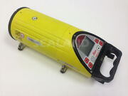 Used Leica Piper 100 Pipe Laser C/w Target Battery Charger And Remote