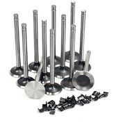 New Intake And Exhaust Valves Ford 223 6 Cylinder Mercury Set