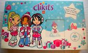 Rare Lego Clikits 7575 Christmas Advent Calendar From 2004 - Girls 6+ - New Mint