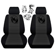 Fits 2012 To 2018 Dodge Ram Hunting Seat Covers Choose Your Game Abf