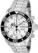 24521 Disney Reserve 47mm Grand Diver Limited Edition Sw500 Mens Watch