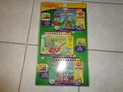 Leapfrog My First Leappad Learning System 3-book Set With I Know My Abcs