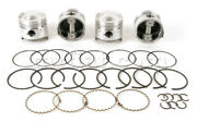 Fiat 124 Spider 1800 2000 High Compression Pistons 84 New