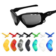 Mryok Replacement Lens And Rubber Kit For- Jawbone Sunglasses - Opt.