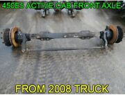 Iveco Stralis 450e5 Active Cab Front Axle - Off 2008 Truck