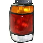 Tail Light For 95-97 Ford Explorer And 97 Mercury Mountaineer Driver Side